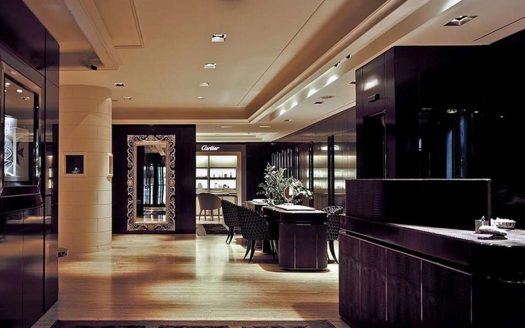 Interno Suite lusso - DB Group Hotel