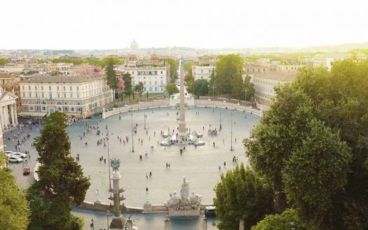 Hotel di lusso in vendita Roma, Italia – Rif. H100519