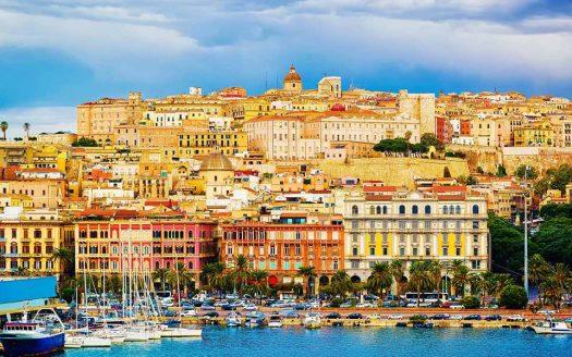 Hotel di lusso di 4000 mq in vendita Cagliari, Italia – Rif. H1609191CA